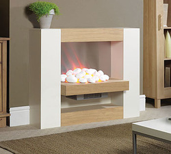 Modern Electric Fireplaces Flame Electric Fireplace
